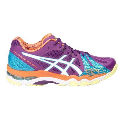 Asics Gel Netburner Super 5 Women's Netball Shoes