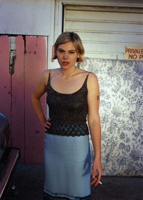 occult-symmetry: Clea Duvall