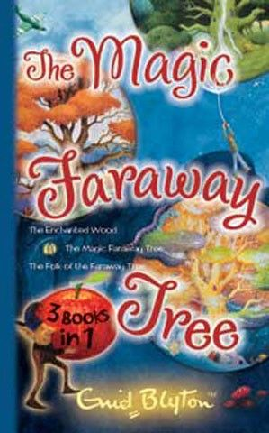 The Faraway Tree is a series of popular novels for children by British author Enid Blyton.A paperback book with 608 pages in English language.