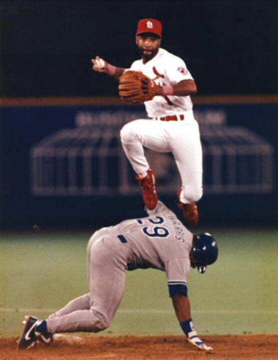 "Ozzie Smith, ""The Wizard Of OZ"""