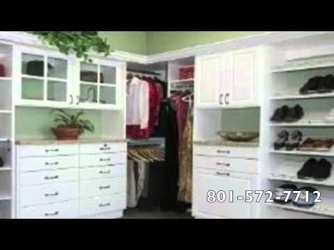 Salt Lake City Classy Closets Closets And So Much More, To Fit Your Needs.
