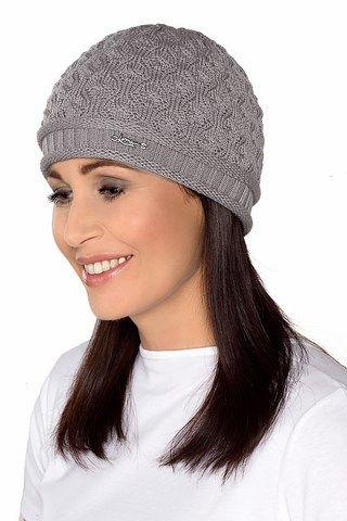 Modne czapki zimowe Jessy