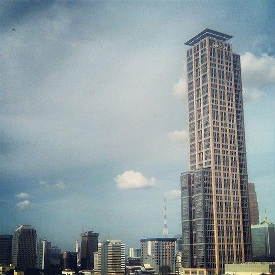 Grand Indonesia Jakarta View