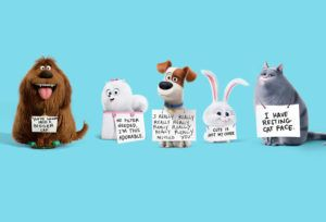 Next up Ropetackle Centre #Sussex #family #weeklymovie is the hilarious #Secretlifeofpets - get your tickets in advance