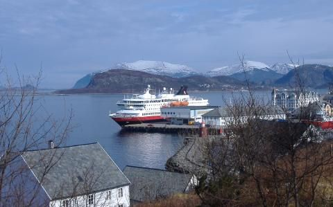 Enter the prize draw for the chance to set sail along the coast of Norway and experience the majestic fjord views and different cultures Source: Win a 12-day voyage across the coast of Norway