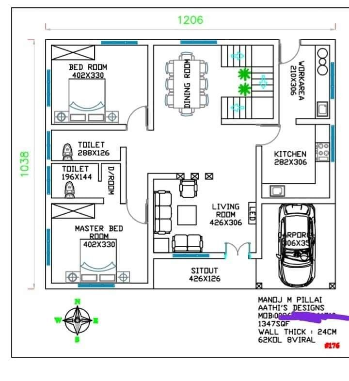 Pin By Beeya On Home Plans My House Plans House Layout Plans