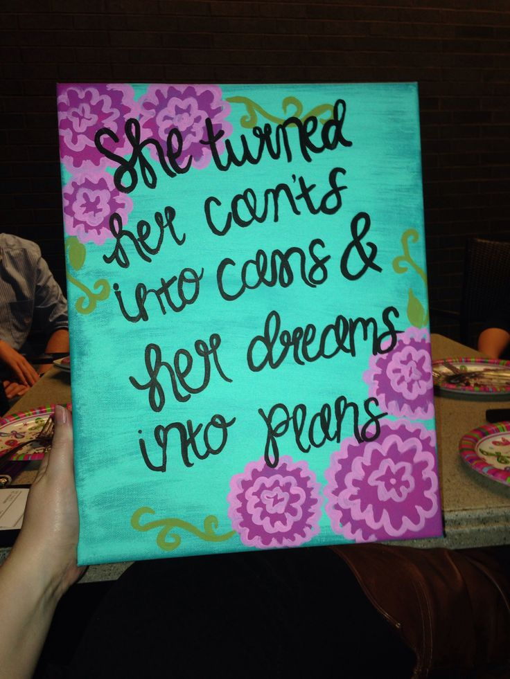 Canvas painting...so doing this for little sis I hope she likes it