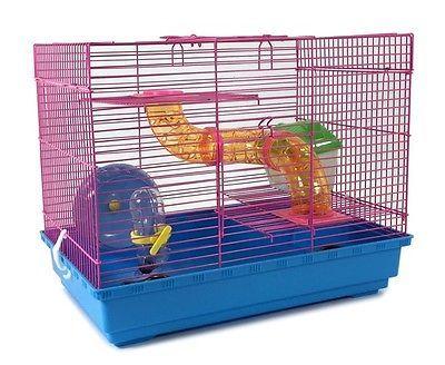 Tubes Hamsters
