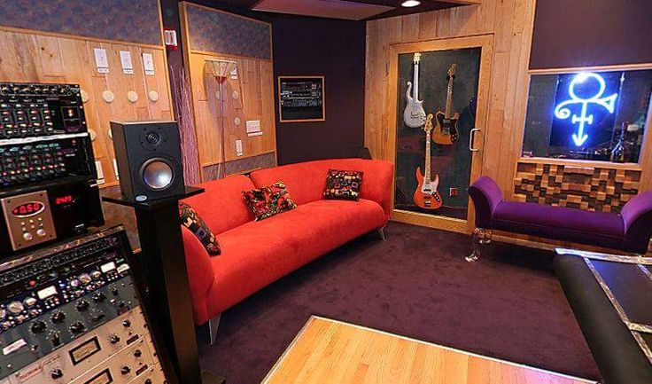 Prince 30 years in pictures — Paisley Park part 2