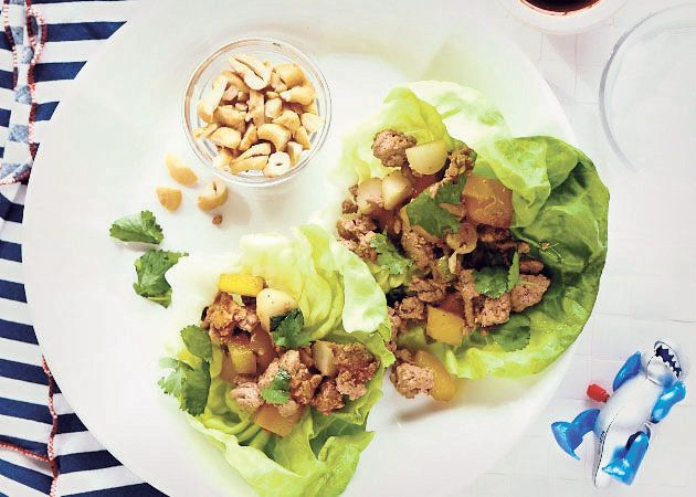 Make your own Asian lettuce wrap, a recipe better than any takeout you can buy