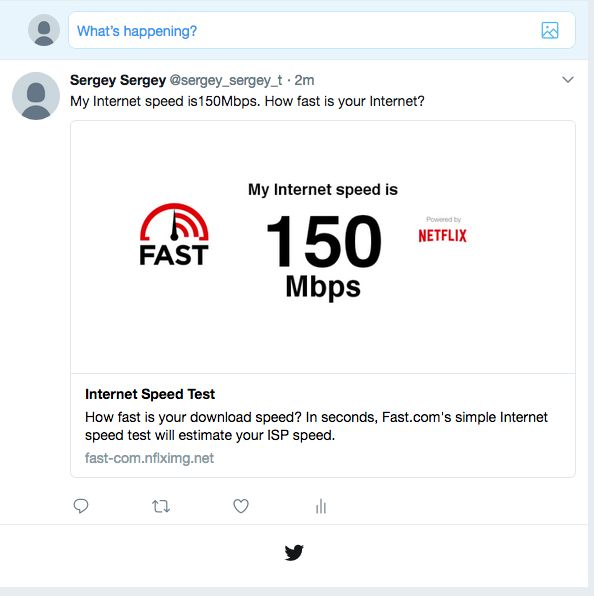Learn about Netflix adds social sharing to its Fast.com speed test http://ift.tt/2inqPRX on www.Service.fit - Specialised Service Consultants.
