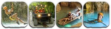 Xplor All Inclusive | Cancun Tours, Xplor Cancun
