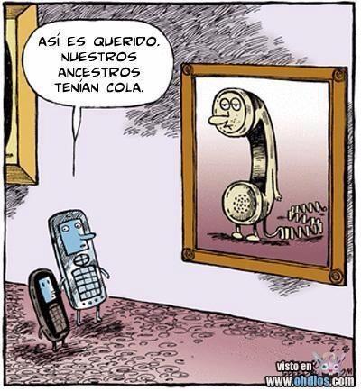 el avance de la tecnología ... #lol #humor
