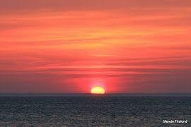 Sunset Omoe, Denmark