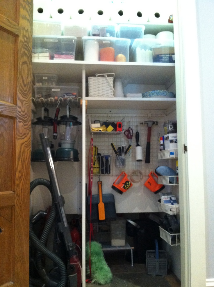 17 Best Images About Utility Closet On Pinterest Shower