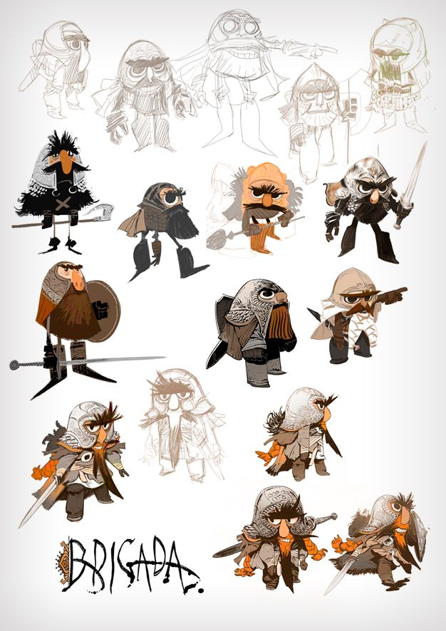 Cartooning The Ultimate Character Design Book : Best images about character concept art on pinterest
