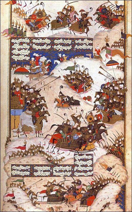 Nizami Khamsa 15th Cent. AD Iran.