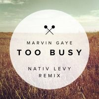Marvin Gaye - Too Busy (Nativ Levy Remix) [Free Download] by Nativ Levy on SoundCloud https://soundcloud.com/nativ-levy/martin-gaye-too-busy-nativ-levy-remix
