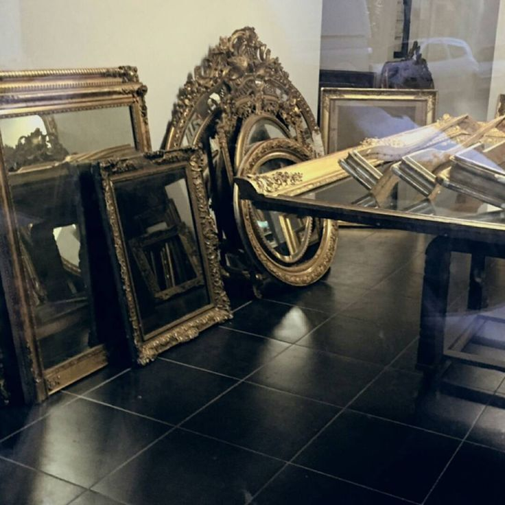 74 best Vintage Mirror Ideas for Decor by Ohlalacamille images on