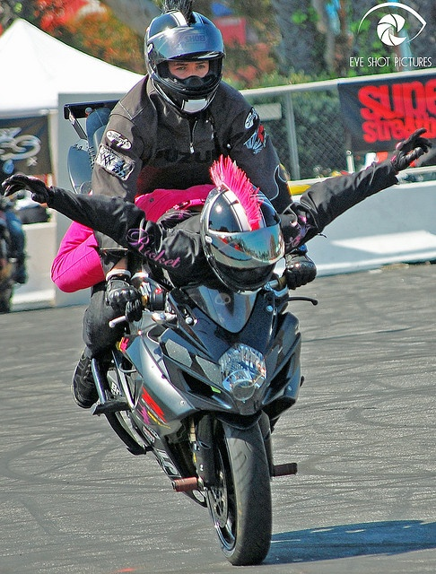 XDL Motorcycle Stunt Show DSC_0460_0834_edited-1 by Eyeshotpictures, via Flickr