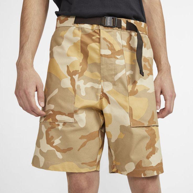 Nike SB Männer Camo Skate Shorts (Desert Ore)   – Products