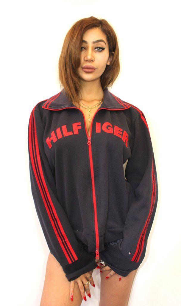 Tommy Hilfiger Zipper Jacker XL