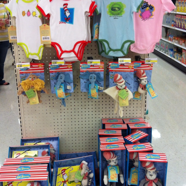 Dr Seuss Baby Clothes And Toys At Target Dr Seuss Baby Theme