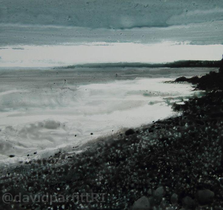 David Parfitt RI_Cloud, Saundersfoot Bay