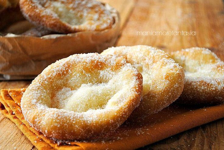 Frittelle+del+luna+park,+ricetta+senza+lievitazione