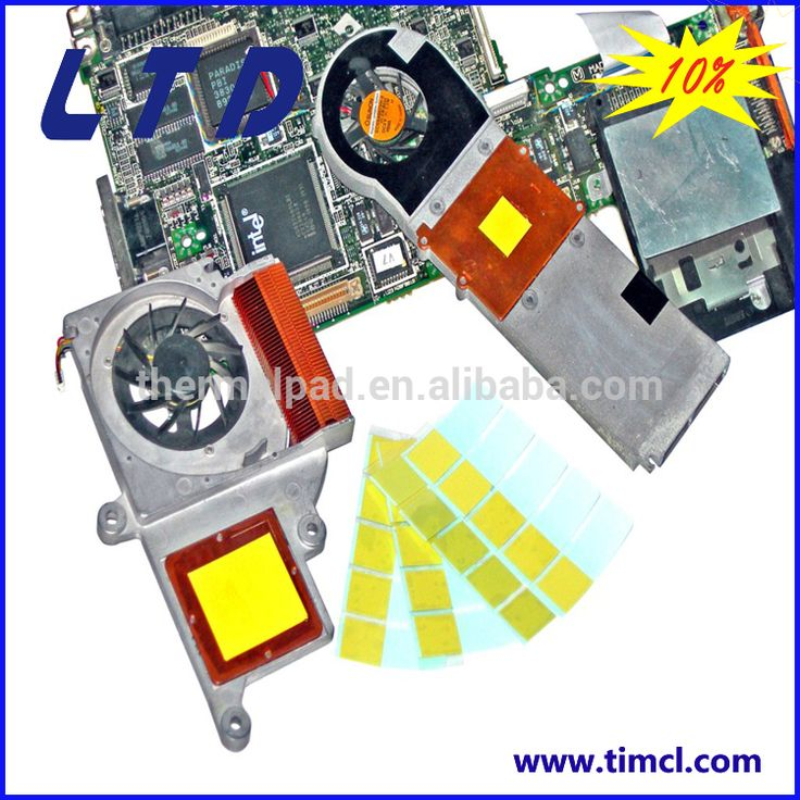 Low Thermal Resistance Under Low Pressure Phase Change Interface Materials For DC Or DC Convertors
