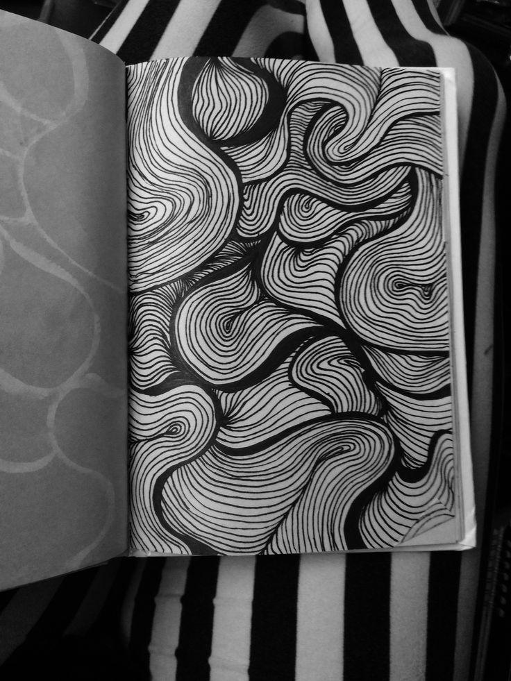 #draw #drawing #art  #blackandwhite I LOVE DRAWING 🎨😊