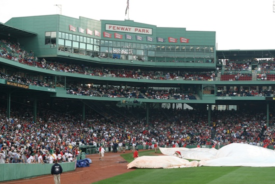 While in Boston, you have to go to one of the greatest ballparks and see a Red Sox game. What a fun place to visit.