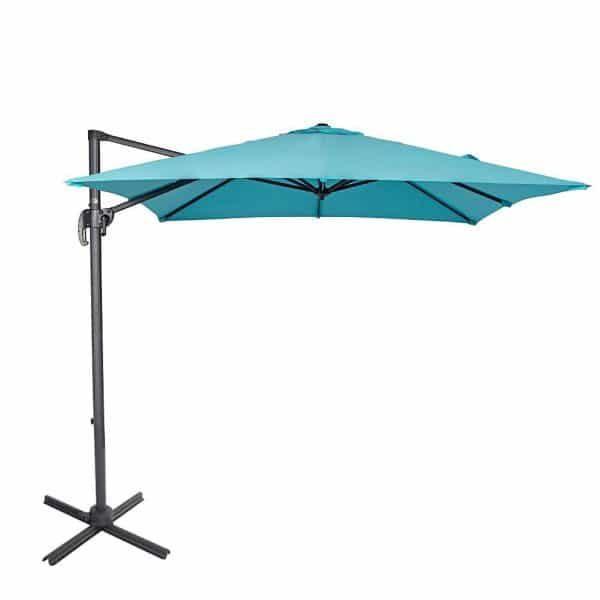 Top 10 Best Offset Patio Umbrellas For Garden Backyard Poolside In 2020 Reviews Offset Patio Umbrella Patio Umbrellas Best Patio Umbrella