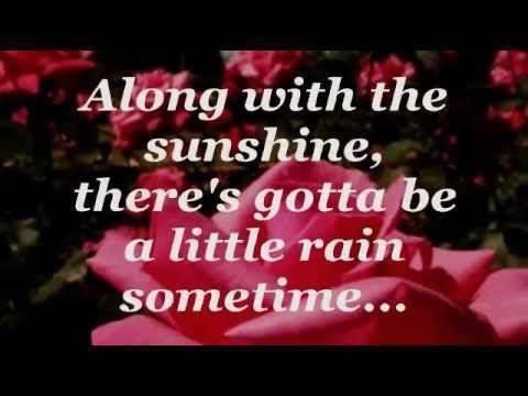LYNN ANDERSON - (I NEVER PROMISED YOU A) ROSE GARDEN (Lyrics) - YouTube