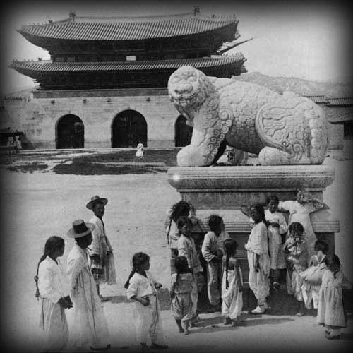 모던보이 :: 옛 서울 '광화문, 서대문, 경복궁, 경희루'의 모습