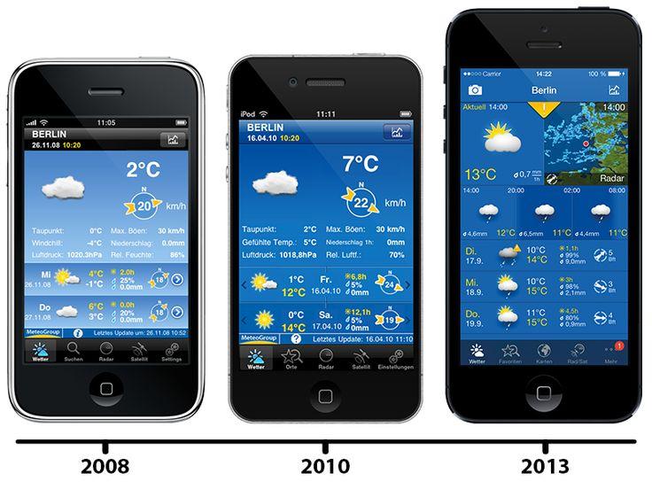99 Cent Empfehlung: Meteo WeatherPro & MeteoEarth feiert 5. Geburtstag - http://apfeleimer.de/2013/11/99-cent-empfehlung-meteo-weatherpro-meteoearth-feiert-5-geburtstag - No-Brainer: die preisgekrönten Wetter Apps für iPhone und iPad von Meteo – WeatherPro und MeteoEarth – stehen aktuell zum Sparpreis von 99 Cent im App Store und sind somit stolze 75 Prozent reduziert. Unserer Meinung nach stellt WeatherPro tatsächlich eine der zuverlässigsten Wetter A...