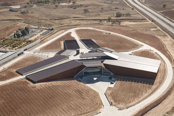 Bodegas Portia presented the opportunity to look afresh at the winery as a building type, using the topography of the site to aid the winemaking process, and...
