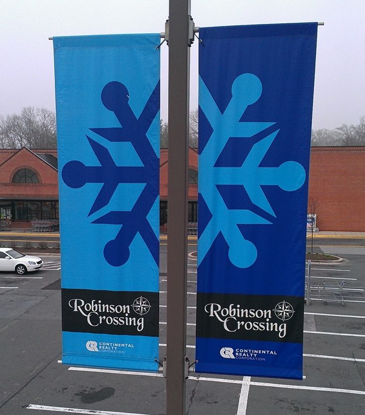 Street Pole Banners | Your Visual Communications Company