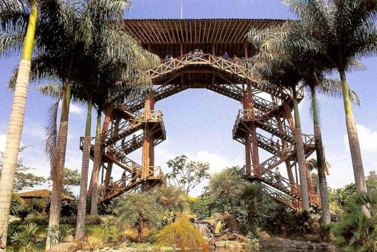Parque del Café | Turismo Eje Cafetero - Considerado el mejor parque temático de Colombia.  #Colombia #turismo #travel #theme parks