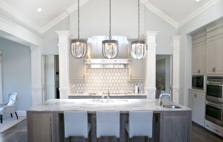 Küchentürscharniere, Geschlossene Küchen, Moderne Stühle, Design Projekte,  Foto Galerien, Bau