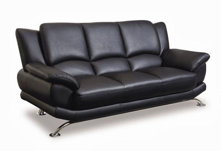 Kleines Leder Sofa - Wohnzimmermöbel Kleine Leder-Sofa ...