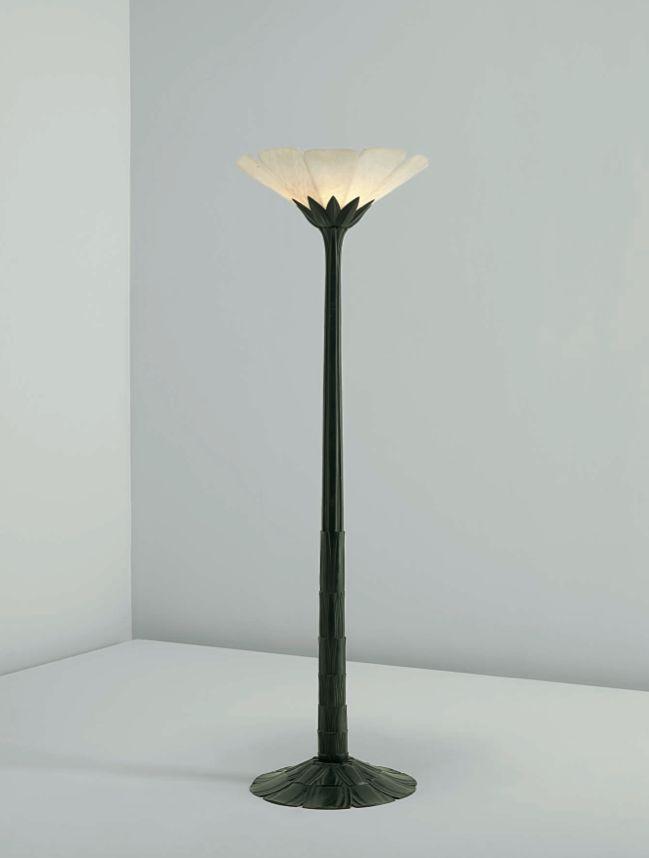 ART DECO Floor Lamp - Philips London September Design Auction