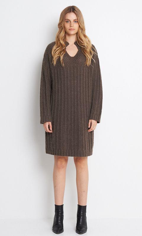 Elly M - Em839 Talisa Knit Dress B