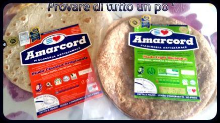 Le piadine Amarcord sono internazionalmente riconosciute come prodotto d'Eccellenza del Made in Italy nel settore del Food.