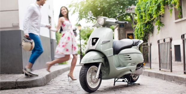 Nuovo Peugeot Django: lasciati conquistare dal suo stile! #Top_Partners