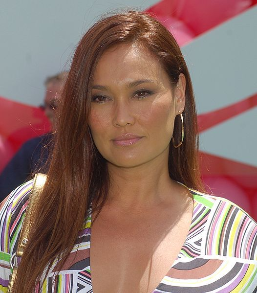 Tia Carrere (born Althea Rae Janairo; January 2, 1967) is an American actress, model, voice artist, and singer who obtained her first big break as a regular on the daytime soap opera General Hospital. Carrere was born in Honolulu, Hawaii, the daughter of Filipino parents, Audrey Duhinio Janairo, a computer supervisor, and Alexander Janairo, a banker.