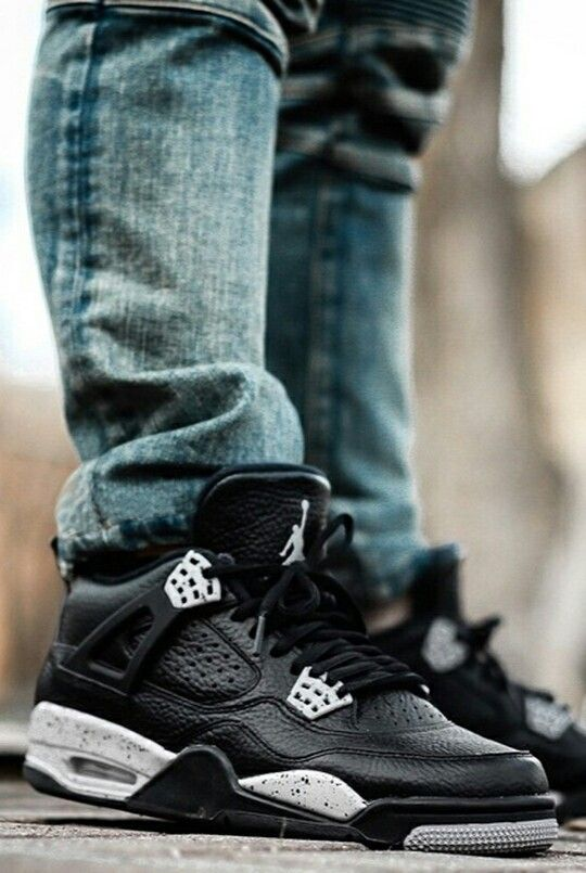 Need another pair to wear.. Oreo 4s nom nom