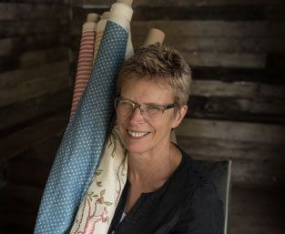 Textile Designers, Titley and Marr was founded in 1984. They believe quality and feel of the product is at the heart of their business.
