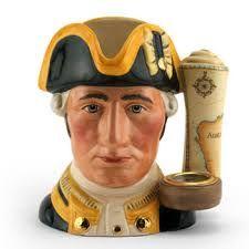 Souvenir of Captain Cook