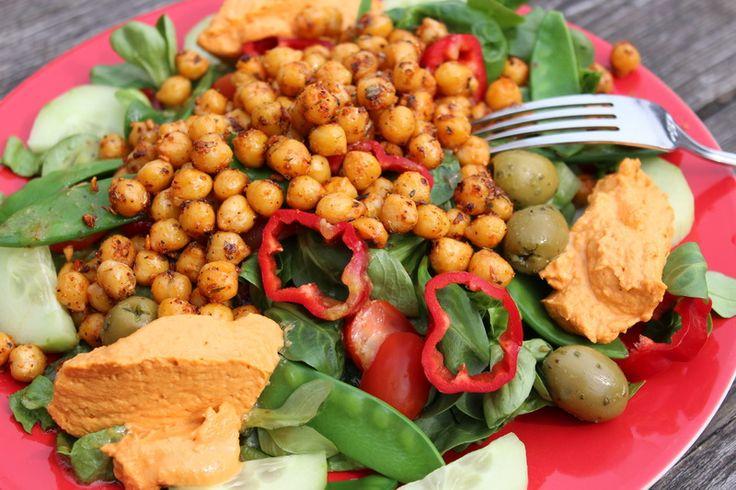 De lekkermakers van een vegan salade – Vegan Home